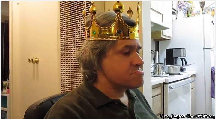 *Pout* All Hail The King Of The Dining Room.